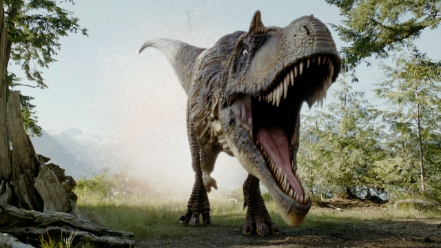 Primeval New World Albertosaurus Image - Dinosaurs albe...
