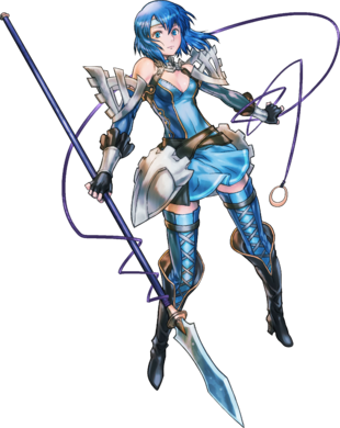 Catria (FE13 Artwork)