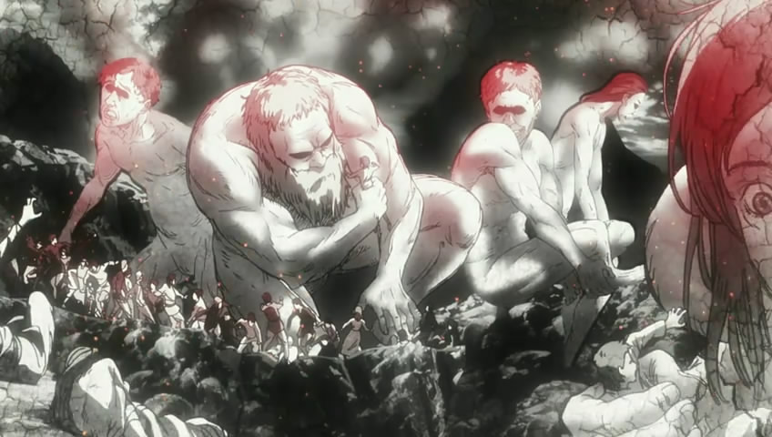 Attack on Titan All Titan Types Attack on Titan is About