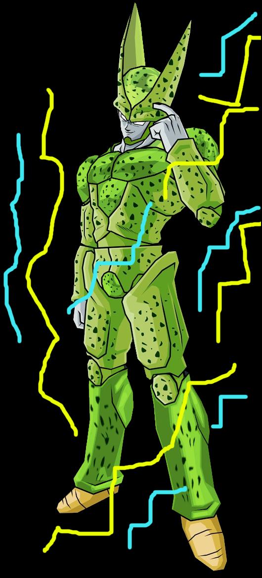 Super cell alexuan ssj5 absorbed ultra dragon ball wiki - Super cell dbz ...