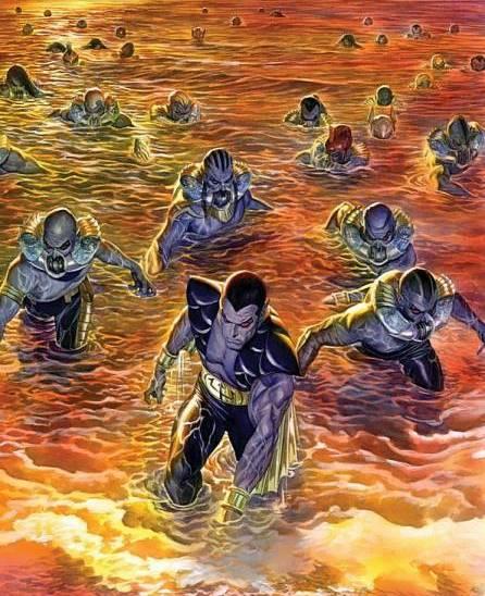 Atlantean - Non-alien Creatures Wiki