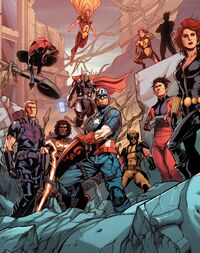 Avengers (Earth-616) from Avengers Vol 5 15 001
