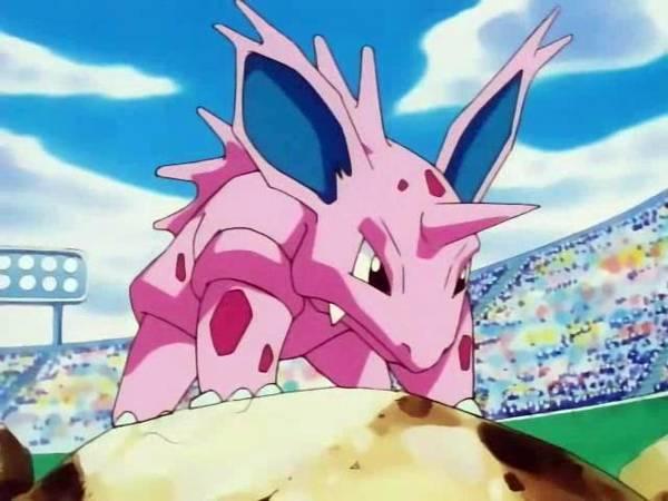 Nidorino - The Pokémon Wiki