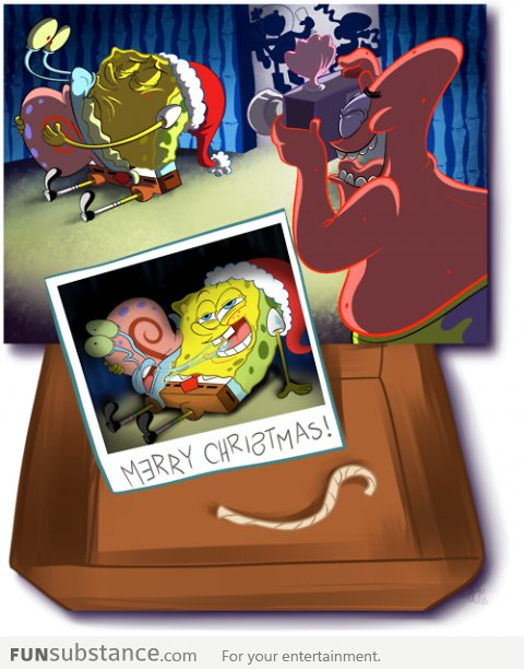 embarrassed spongebob - photo #7