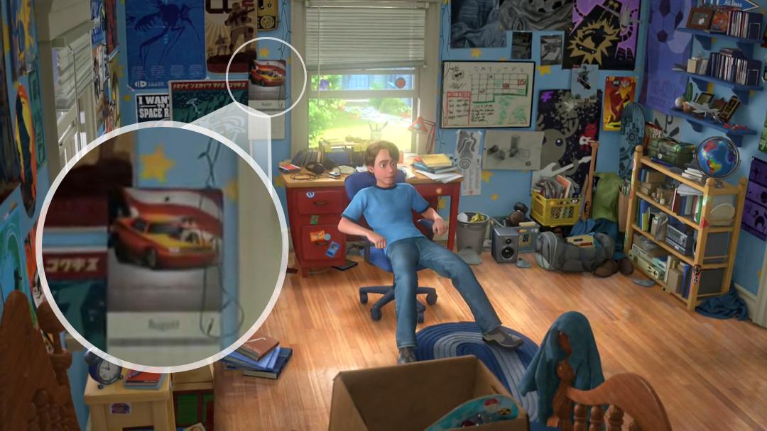 Toy Story 3 Trivia Pixar Wiki Disney Pixar Animation