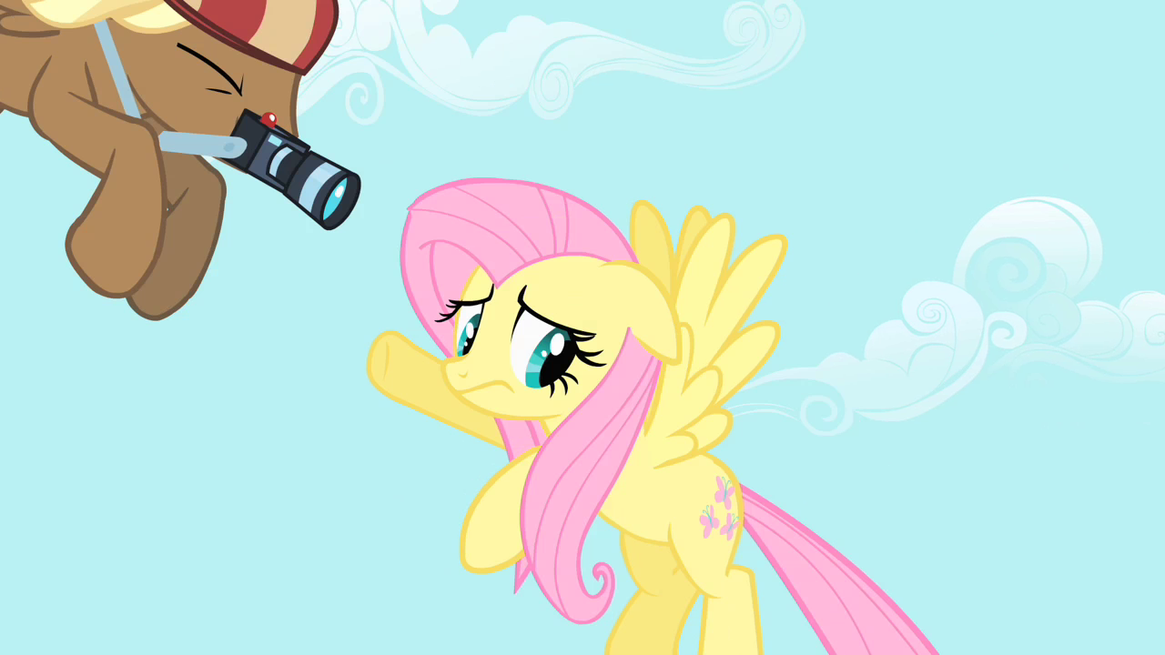 Gallery For > Fluttershy Flying Up
