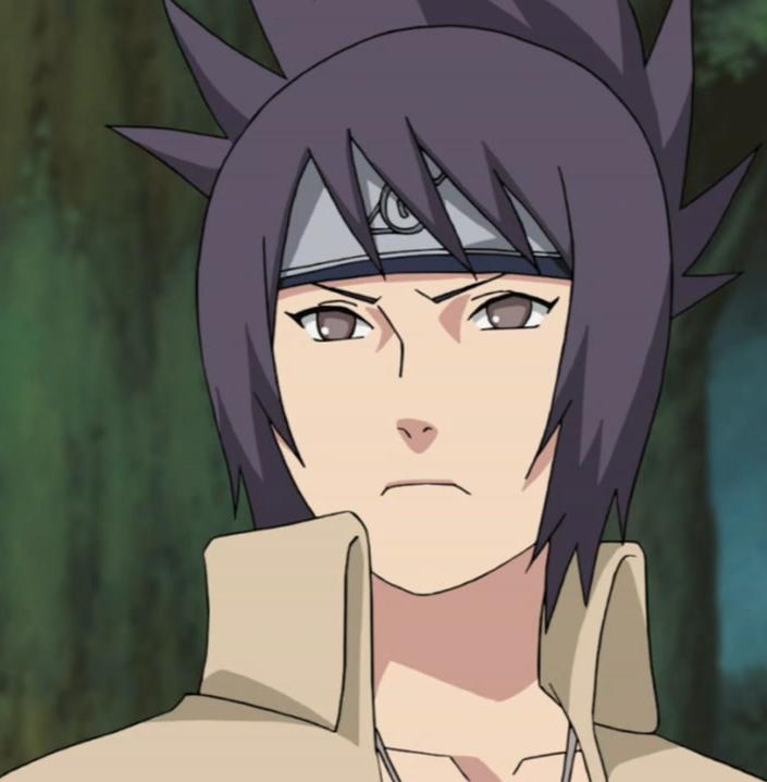 Naruto Anko