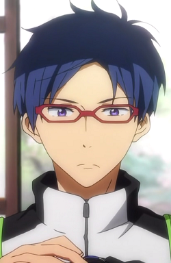 Free! : About it Rei_Ryugazaki_anime