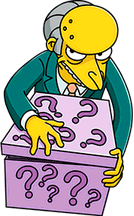 Mystery Box - The Simpsons: Tapped Out Wiki