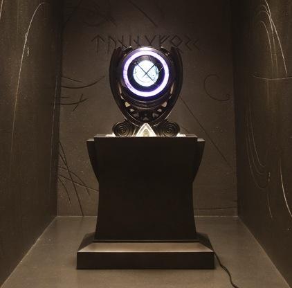 Odin S Trophy Room