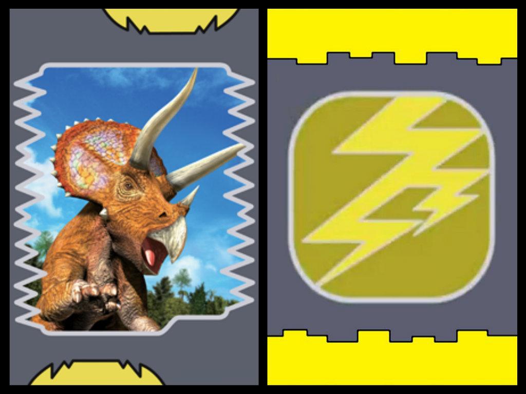 Image 1 2 dinosaur king - Dinosaure king ...