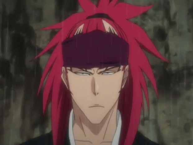 Bleach - episode 16 - rencontre abarai renji