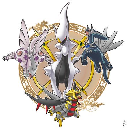 Lugia Mega Evolution Image - Giratina, Arce...