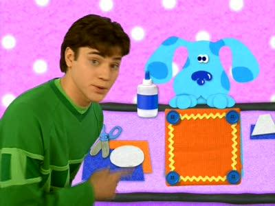 The Big Book About Us - Blue's Clues Wiki