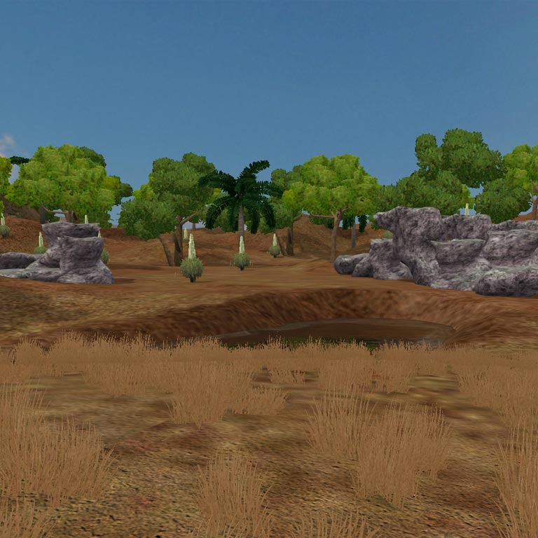 Preview tropicaldryforestZoo Tycoon 2 Radical Remake Biomes