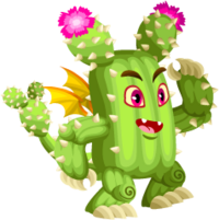 Dragón Cactus