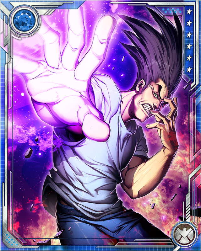 [We are Legion!] Legion - Marvel: War of Heroes Wiki X Men Girl Power Form