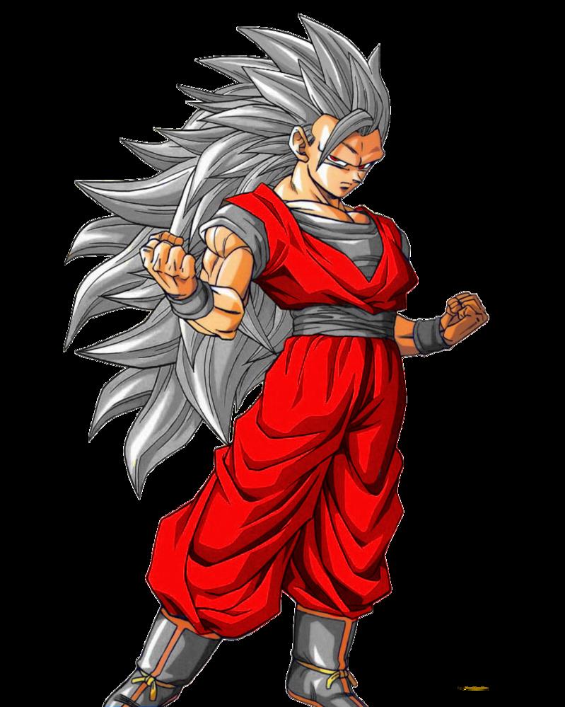 Goku and raditz allies forever dragonball fanon wiki - Goku super sayen ...