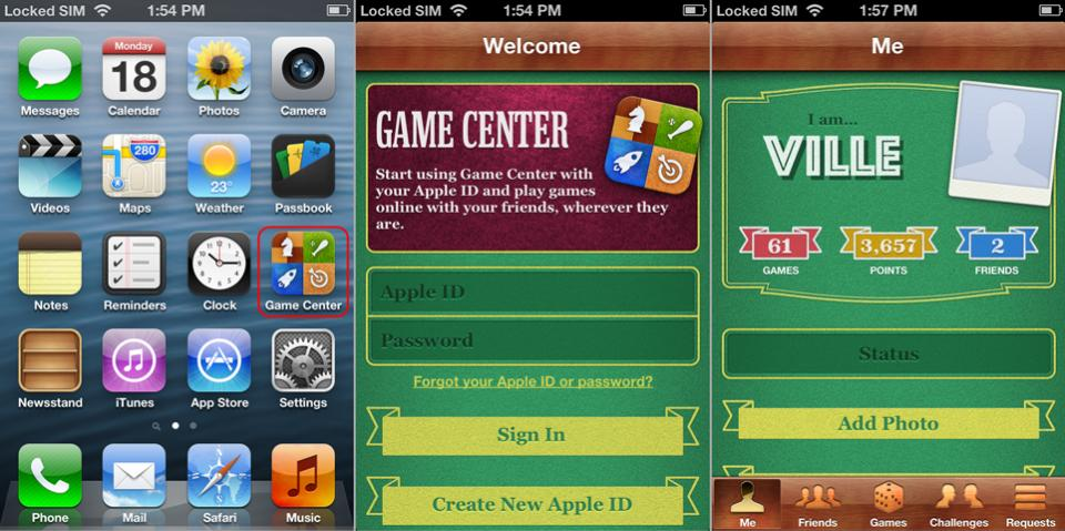 How to use my Game Center ID to play Clash of Clans on ...