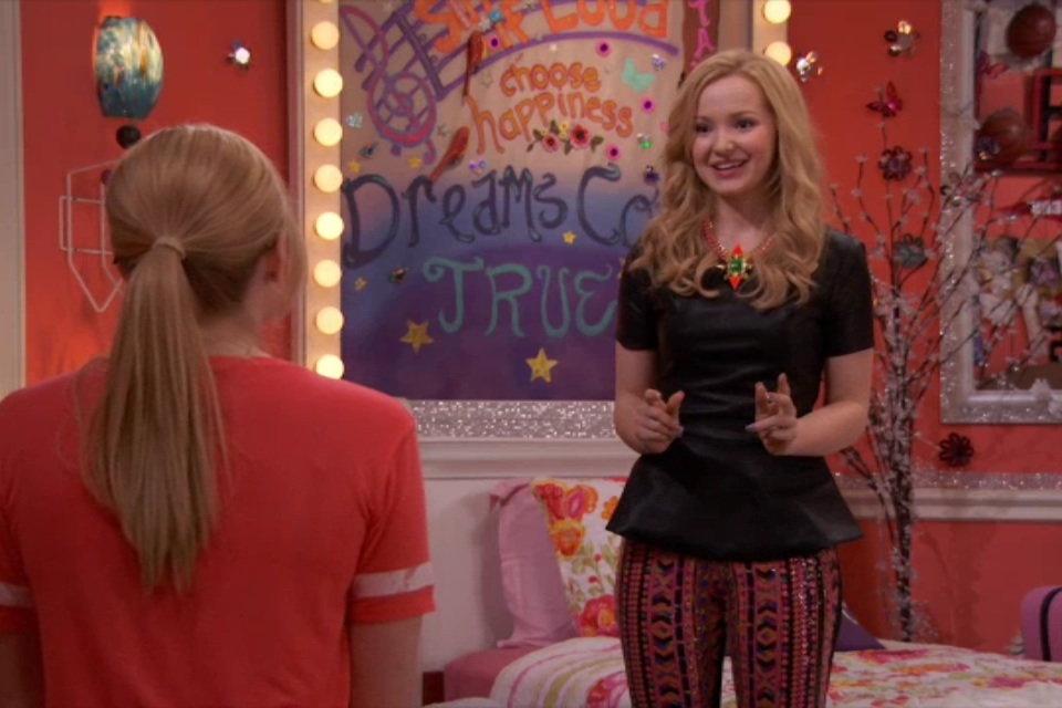 Twin A Rooney Liv And Maddie Wiki