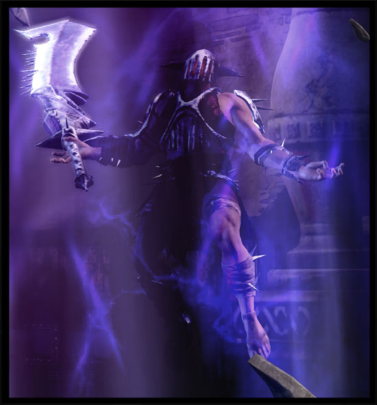 Battle Armor of Hades - God of War Wiki - Ascension, Ghost ...