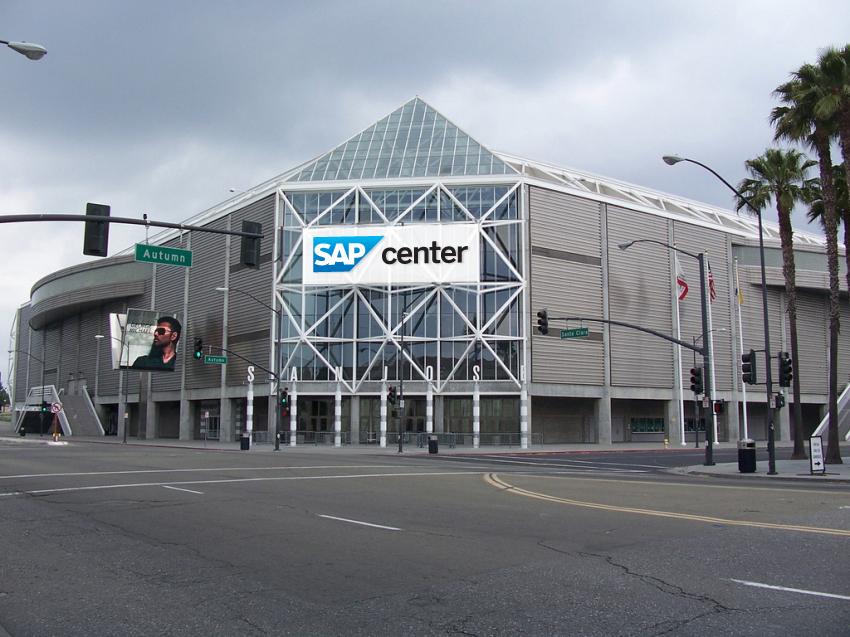 The San Jose Blog: Sharks Planning SAP Center and Sharks Ice Upgrades
