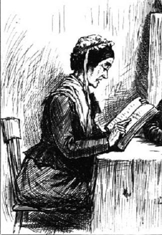 Widow Douglas Public Domain Super Heroes
