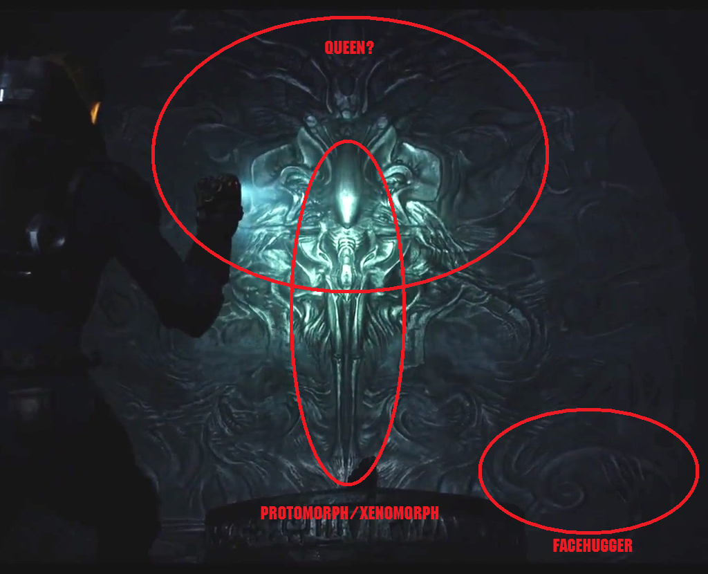 Image muraldavid pro xenopedia the alien vs for Prometheus xenomorph mural