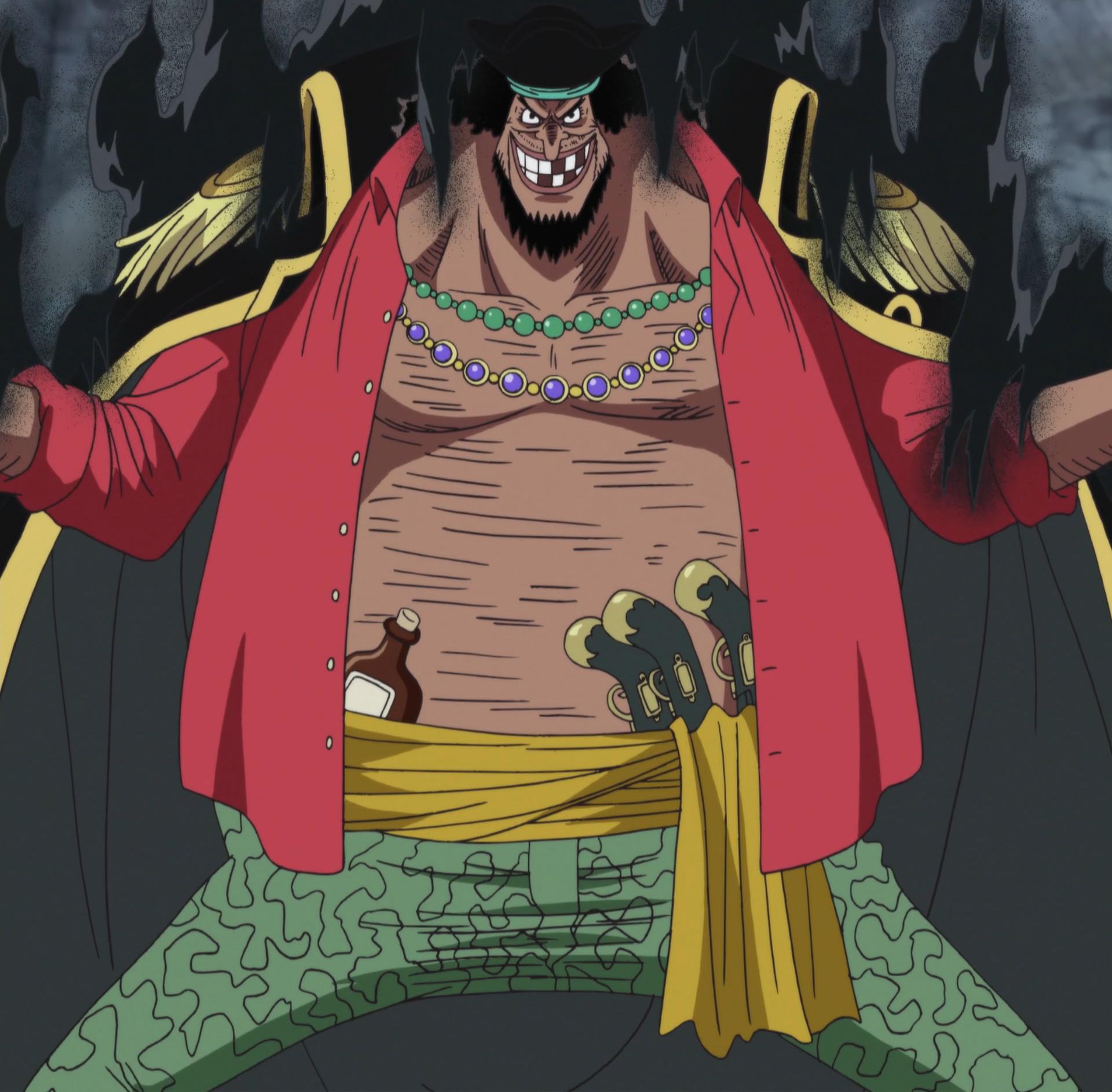 Blackbeard AKA Edward Teach II Marshall_D._Teach_Anime_Pre_Timeskip_Infobox