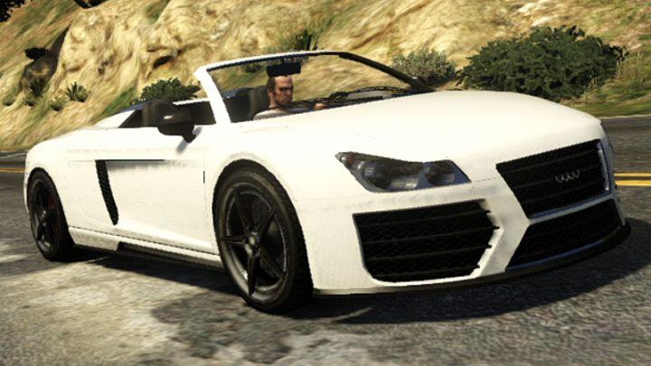 9F Cabrio (Grand Theft Auto V) - Wiki Vehículos de Juegos