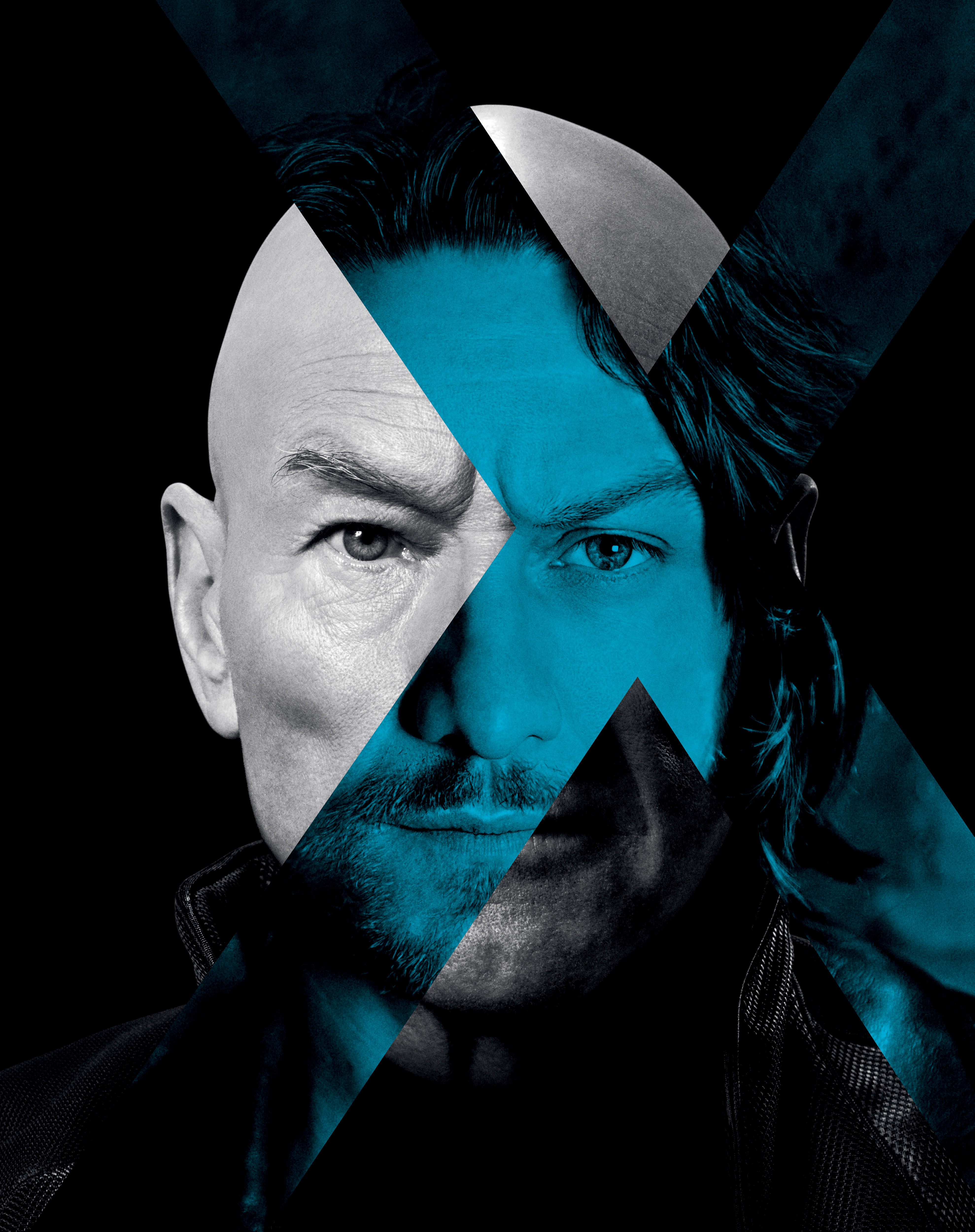 Professor X - X-Men Movies Wiki X Men Days Of Future Past Professor X