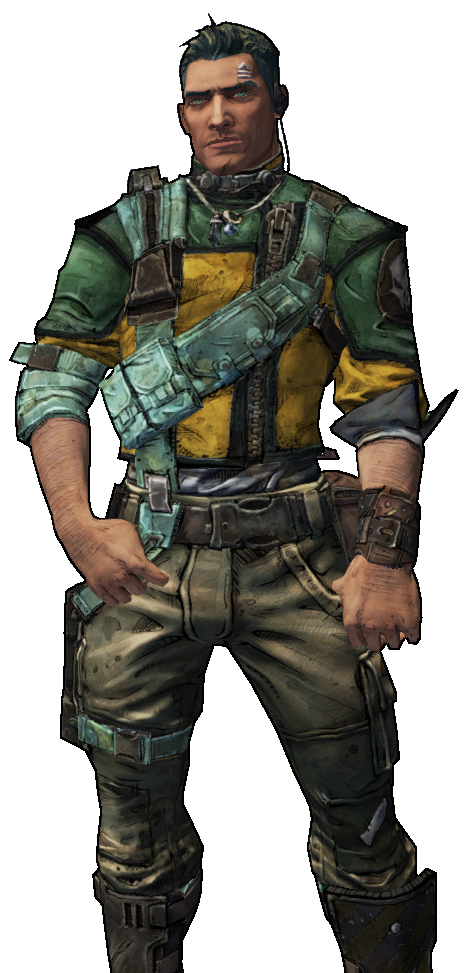 borderlands2 axton - photo #29