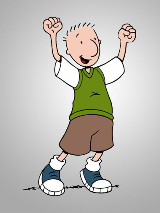 Doug Funnie - DisneyWiki Quailman Doug