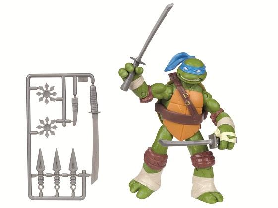 First Teenage Mutant Ninja Turtles Toys : Teenage mutant ninja turtles action figures tmntpedia
