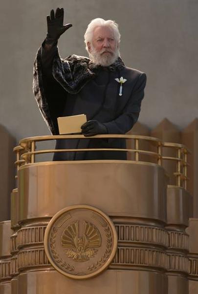 Coriolanus Snow - The Hunger Games Wiki
