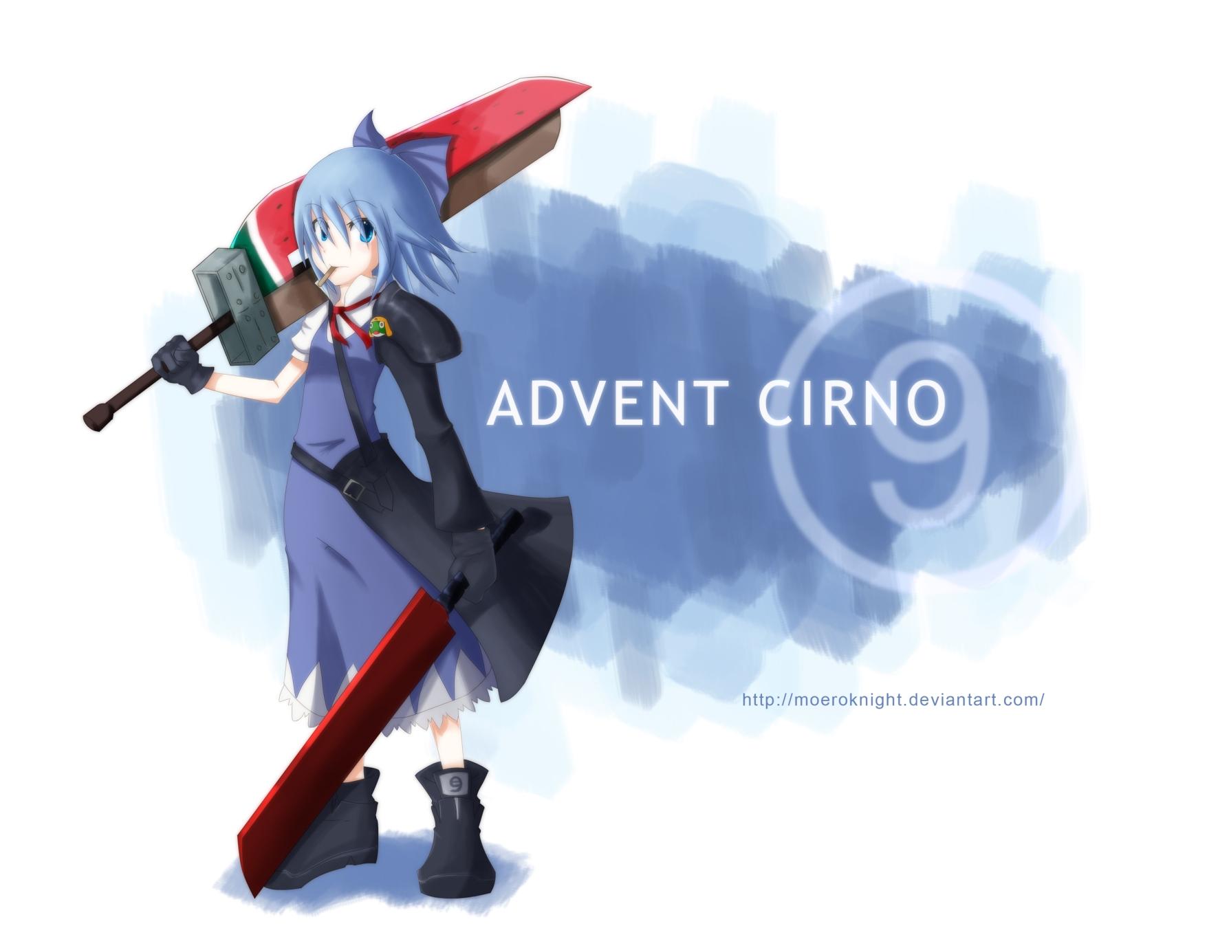 Koon Cirno [Ficha] Advent_Cirno_by_moeroknight