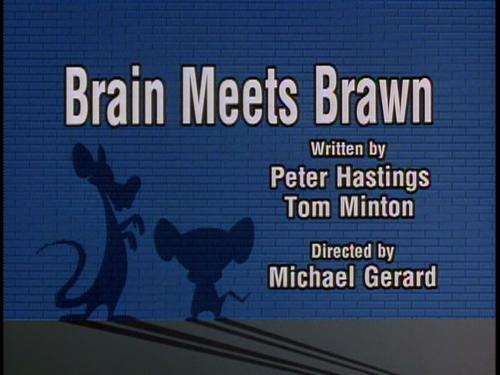 Brains Over Brawn Quotes: Episode 54: Brain Meets Brawn/Meet Minerva
