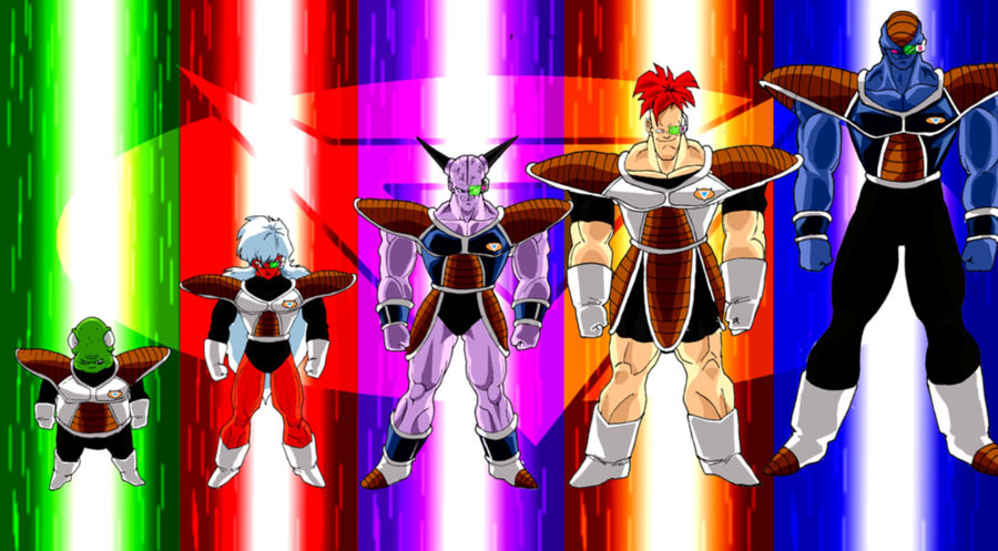 Dragon Ball Z Episode Arrival Of The Ginyu Force Hot News