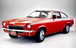 1971 Chevy Vega Hatch Coupe