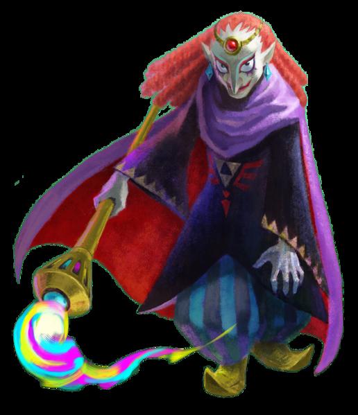 La Leyenda del Corazon del Valor (basada en The Legend of Zelda) Yuga_Artwork_ALBW