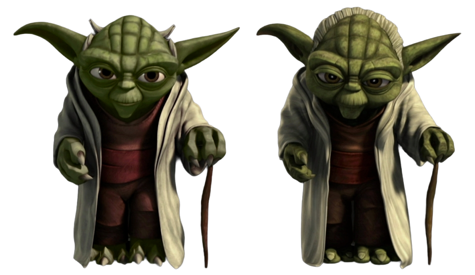 Yoda Character Design : The clone wars season five wookieepedia star wiki