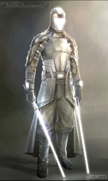 STAR WARS: The Old Republic - This armor is awesome, put ...