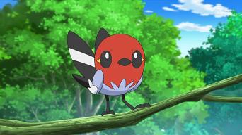 Fletchling - WikiDex, la enciclopedia Pokémon Fletchling