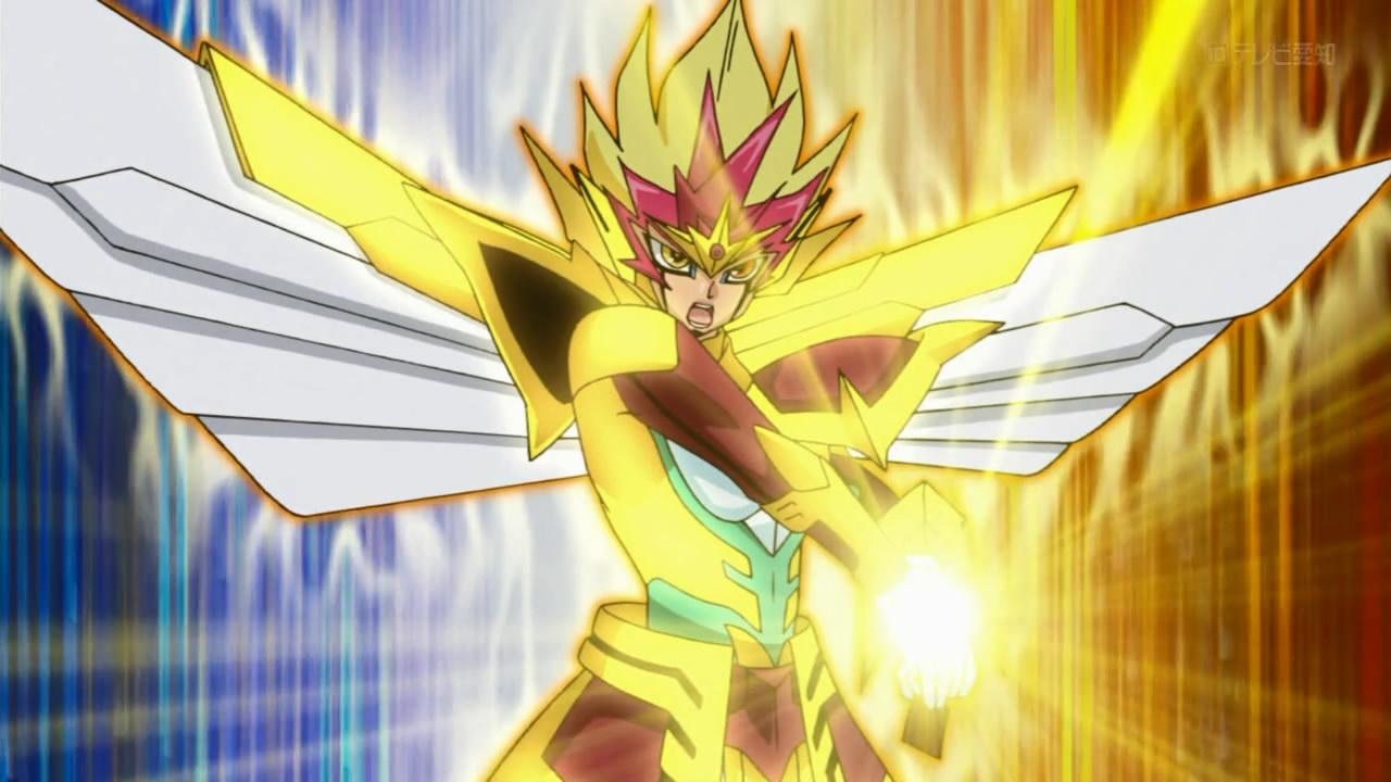Yuma X Astral L: Yu-Gi-Oh! ArcV