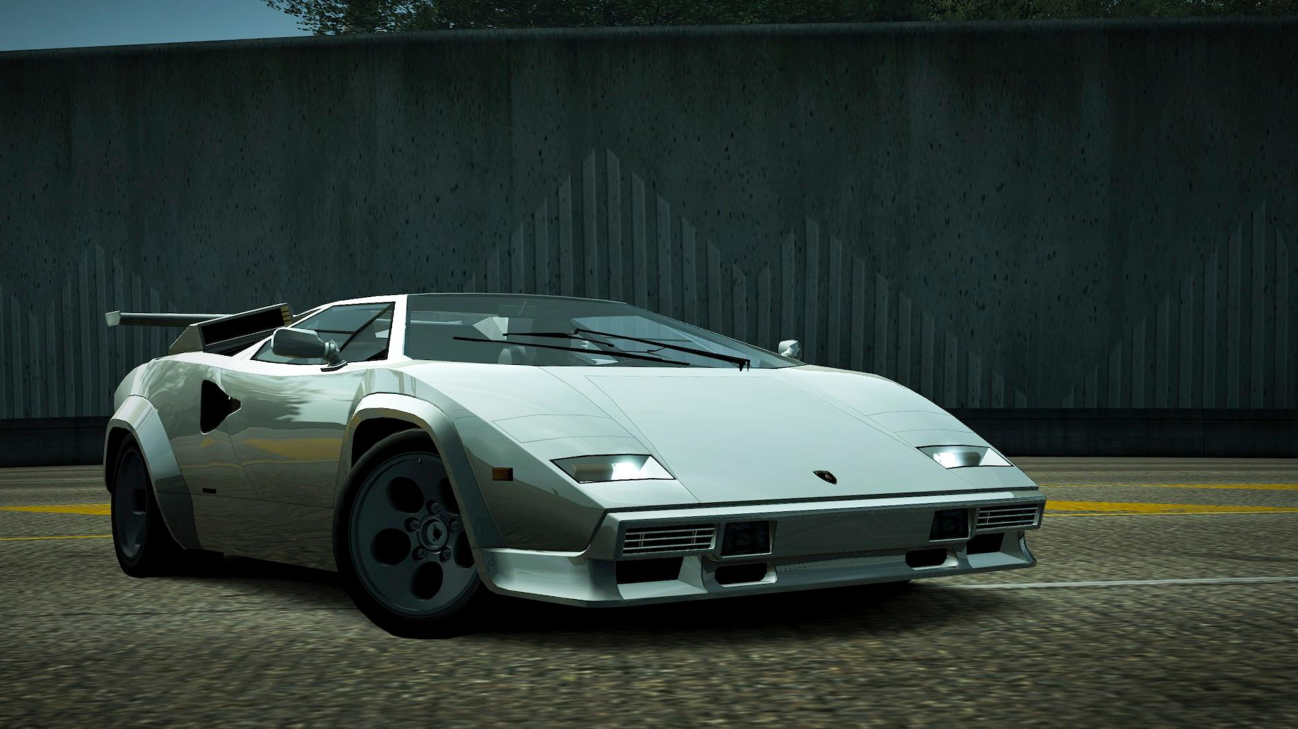image carrelease lamborghini countach 5000 quattrovalvole white nfs world wiki. Black Bedroom Furniture Sets. Home Design Ideas