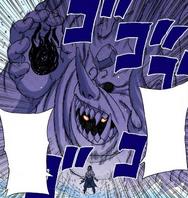 Susanoo final de Sasuke