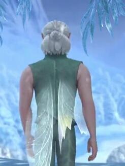 Broken wing - Disney Fairies Wiki
