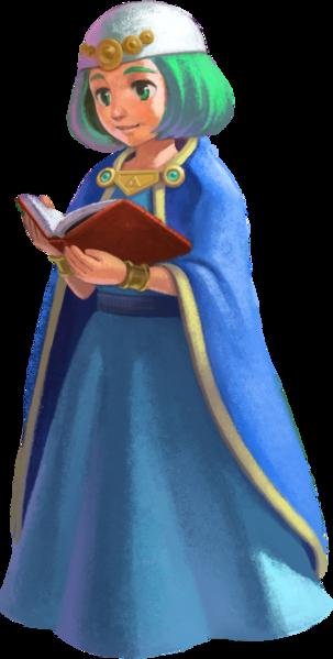 La Leyenda del Corazon del Valor (basada en The Legend of Zelda) ALBW_Seres