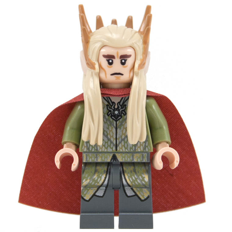 Lego Thranduil W Cape Sword And Shield From Set 79012