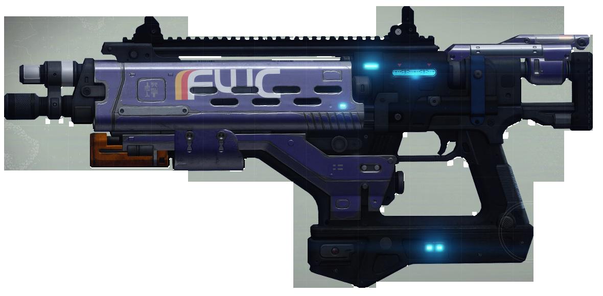 Fwc destiny wiki exotic weapons